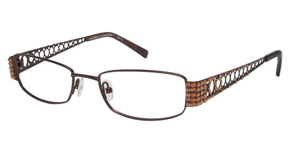 Bella Eyeglasses, Brown