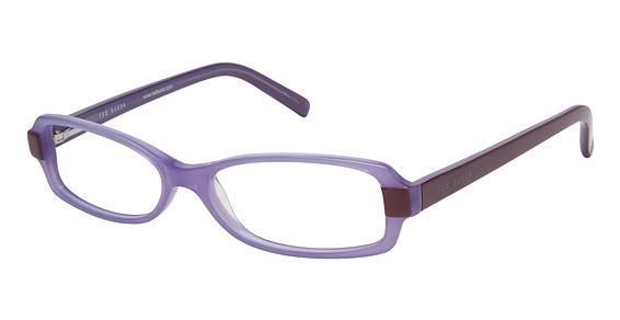 B 845 Eyeglasses, Purple