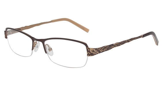 Go Green Eyeglasses, Brown