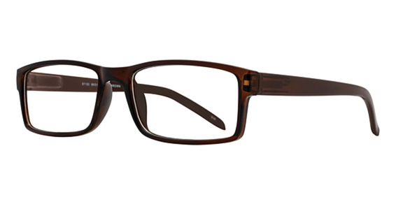 SMART S 7102 Eyeglasses, Dk.Brown