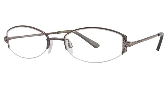 EC 192 Eyeglasses, Satin Violet/Light Violet