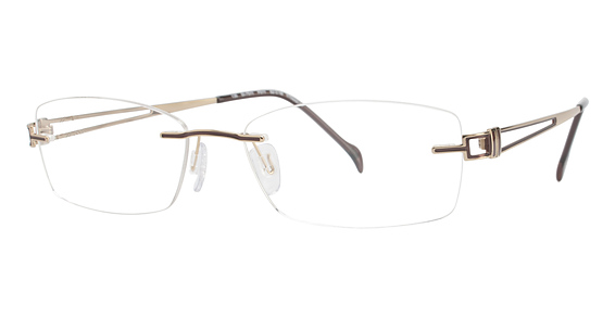 Click here for Stepper 7511 Eyeglasses, Red prices