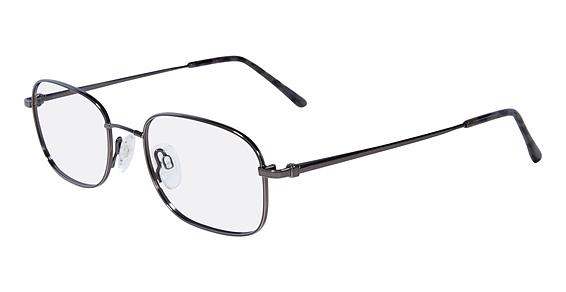 Flexon 667 Glasses, (033) Gunmetal