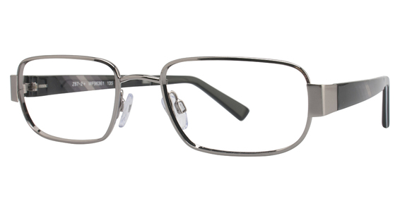 USA Workforce 963FF Eyeglasses, Gunmetal