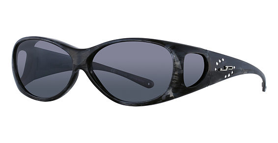 Lotus Sunglasses, Brushed Horn