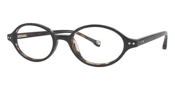 Boston Eyeglasses, Brown Stripe