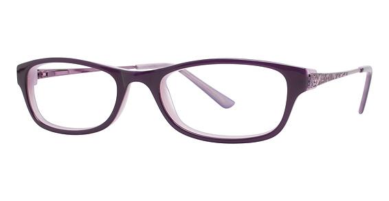 Image of Vision's 187 Eyeglasses, Purple/Lilac