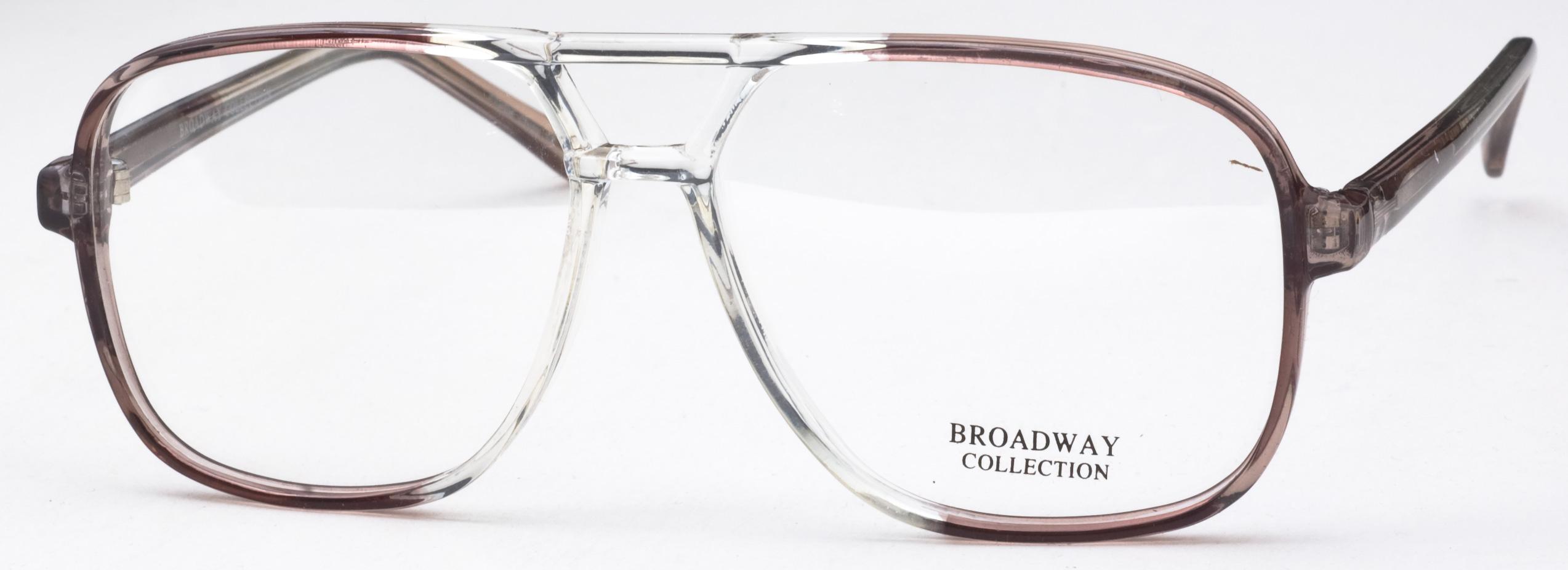 Broadway Ben Eyeglasses, Grey Fade