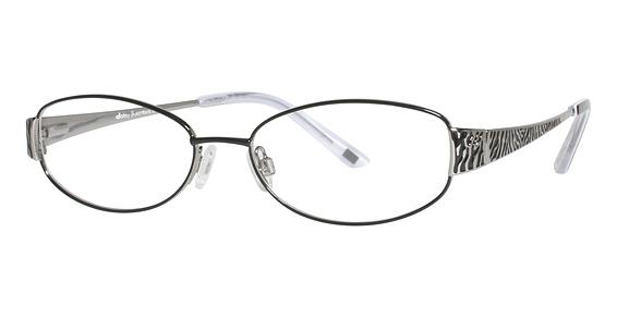 Image of Daisy Fuentes Amaya Eyeglasses, Black