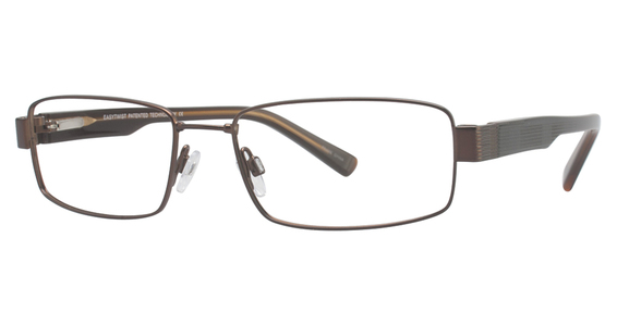 CT 204 Eyeglasses, Satin Black