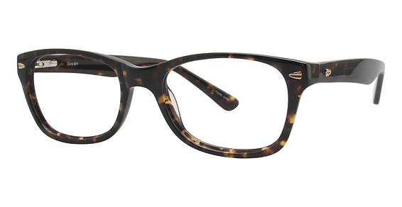 Core 801 Eyeglasses, Leopard