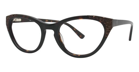GM 133 Glasses, Demi Purple Marble