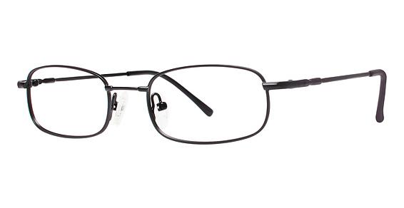 MX 910 Eyeglasses, Matte Black