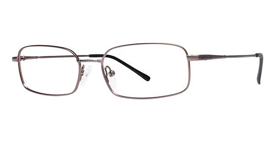 MX 913 Eyeglasses, Gunmetal/Silver