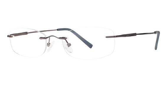 MX 923 Eyeglasses, Matte Gunmetal