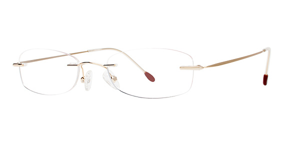 U 730 Eyeglasses, Gold