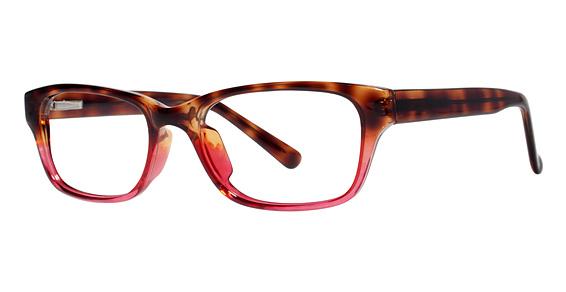 Harper Eyeglasses, Tortoise/Burgundy