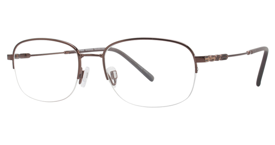 CT 198 Eyeglasses, Satin Black