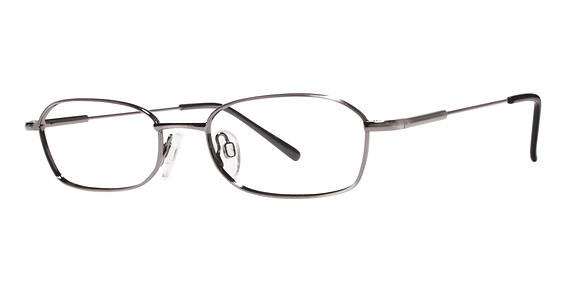 Bradley Eyeglasses, Antique Silver