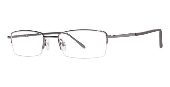 Heat Eyeglasses, Matte Gunmetal