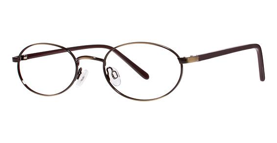 Hope Eyeglasses, Antique Gold