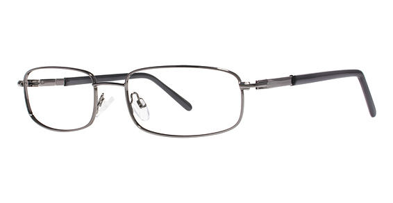 Jazz Eyeglasses, Gunmetal