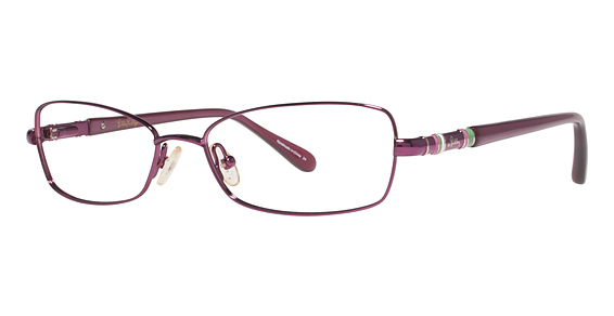 Maybell Eyeglasses, Berry
