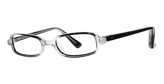 Splash Eyeglasses, black-in-line