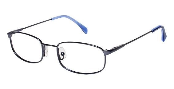 CT 04 Eyeglasses, Blue