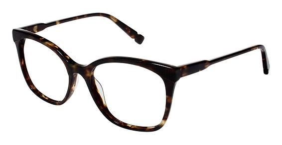 Image of MARLOW Eyeglasses, Dark Tortoise