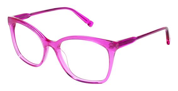 Image of MARLOW Eyeglasses, FUCHIA
