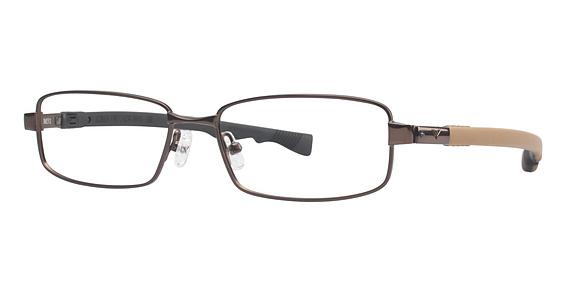 CV 304 Reading Glasses, Shiny Dark Brown