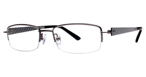6024 Eyeglasses, Gun Carbon