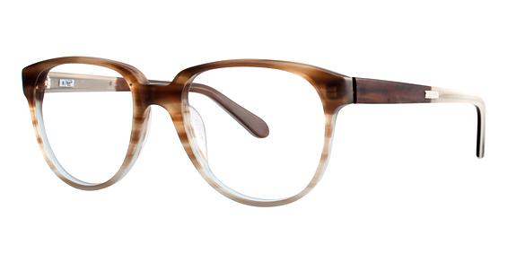The Collison Eyeglasses, Cinder Matte