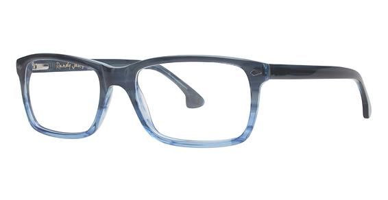 Randy Jackson Limited Edition X 107 Eyeglasses, Navy