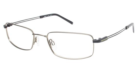 CX 7177 Eyeglasses, Khaki