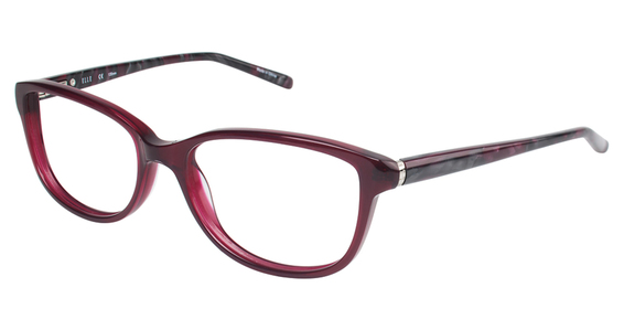 EL 13349 Eyeglasses, Wine