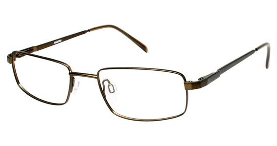 Image of AR 16204 Eyeglasses, Olive Green