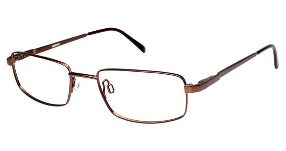 Image of AR 16204 Eyeglasses, Brown