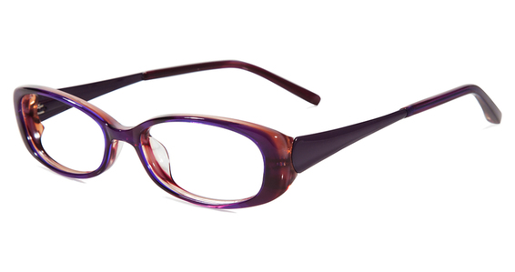 J 750 Eyeglasses, Purple