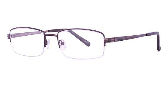 Image of H 103 Eyeglasses, Brown