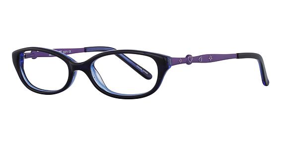5371 Eyeglasses, Rose Violet