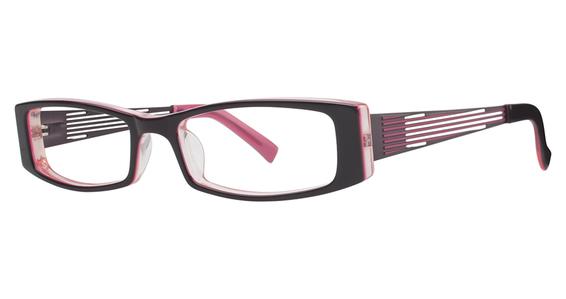 LD 03 Eyeglasses, Brown/Turquoise