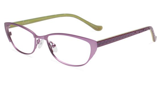 Pirouette Eyeglasses, Lavender