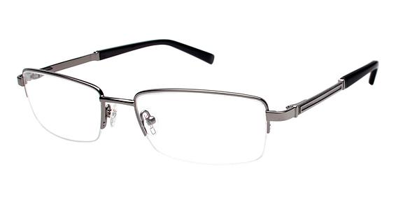 Bleecker St Eyeglasses, Gun