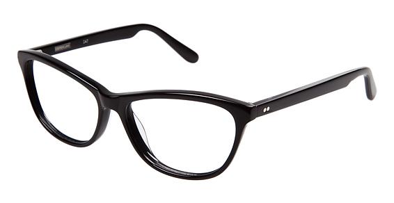 DL 247 Eyeglasses, Black