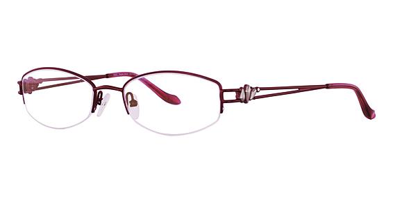 FR 707 Eyeglasses, Rouge Cerise