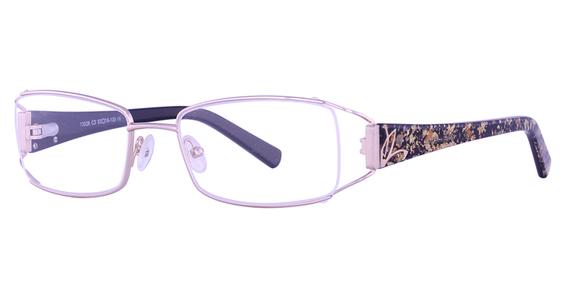 FR 710 Eyeglasses, Rose Blanche
