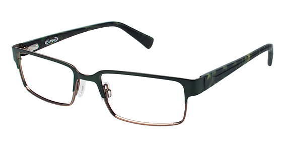 CT 12 Eyeglasses, Hunter