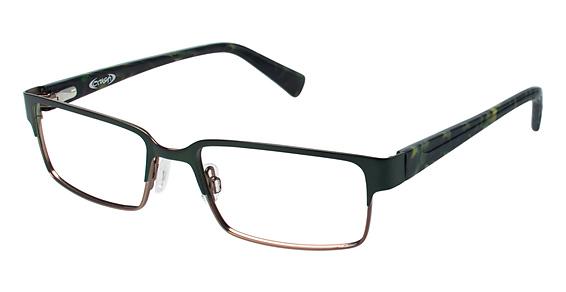 CT 12 Eyeglasses, Hunter